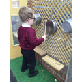 Exploring different sounds