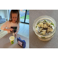 And an amazing healthy yogurt!