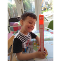 Making 12 with numberblocks
