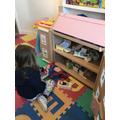 Small world creative play