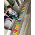 Oliver has completed his no. puzzle & ordered it