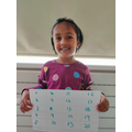 Number work 1 to 20