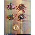 Alfie's spider biscuits