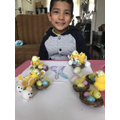 Easter doubling and crafts