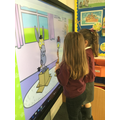 Using the clever board to identify sounds