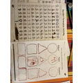 Number and shape work