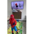 It's Spidernan