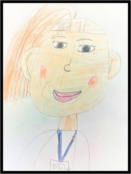 Miss Burkett, Year 5 Teacher