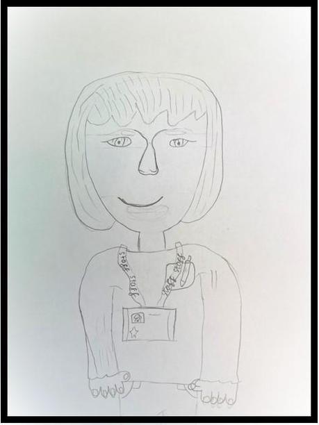 Mrs Chapman, Year 5 Teaching Assistant