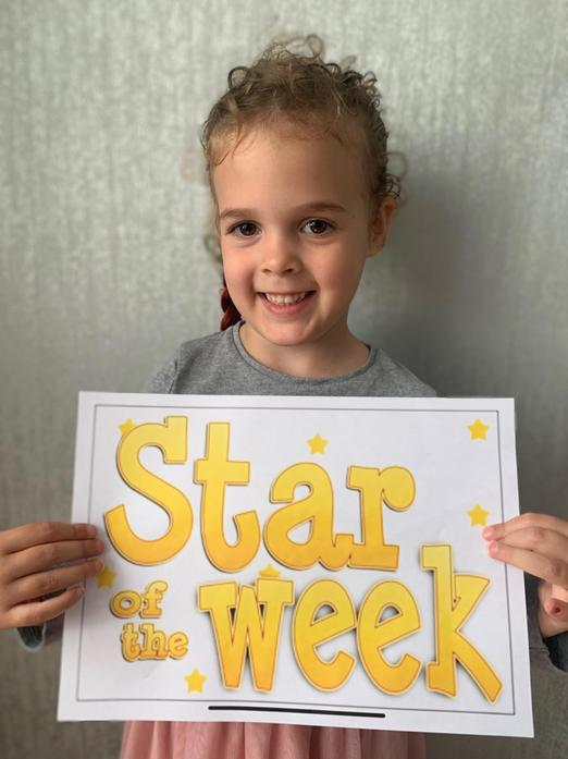 Emily has worked so hard at home this week :)