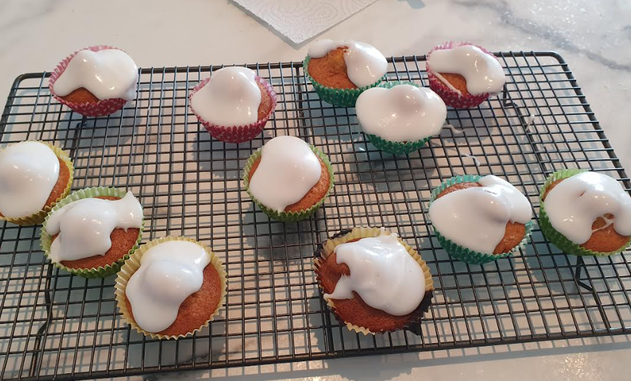 Iced cakes - delish !!!!