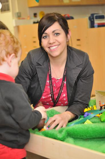 Miss J. Andrews ~ Early Years Teaching Assistant