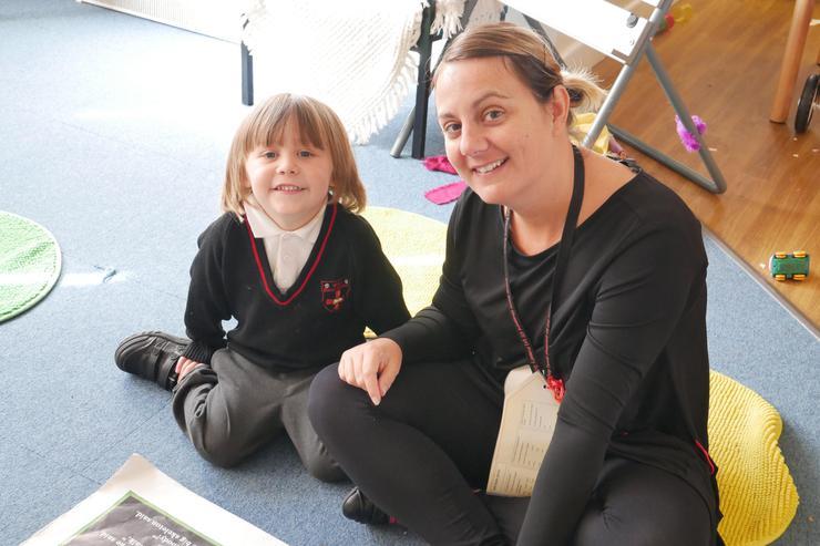 Miss H. Woodray ~ Nursery Teacher