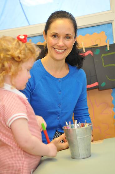 Miss H. Connor ~ Early Years Teaching Assistant