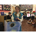 Year 5 Fancy Dress Winner! Congratulations!
