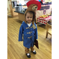 Paddington Bear!
