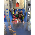 We had a wonderful time at the Space Centre!