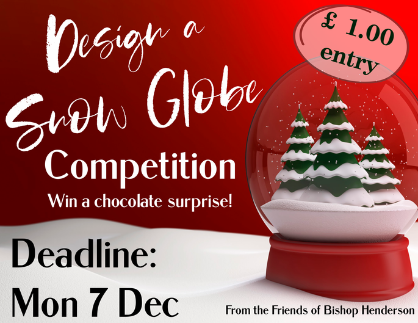 Design a Snow Globe Poster