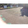 Reception playground