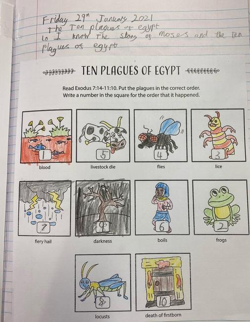 Sam's excellent work on Judaism!
