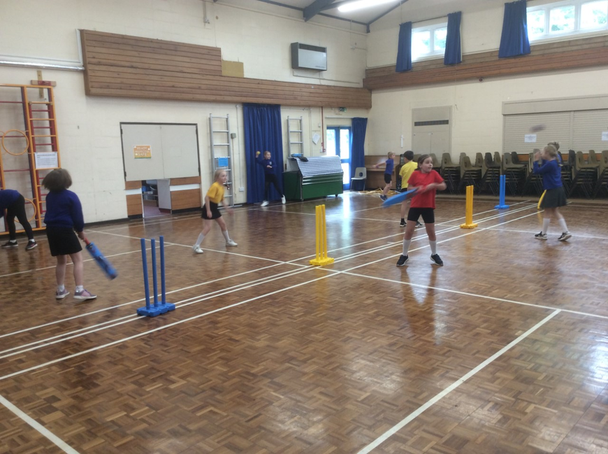 Creating cricket champions!