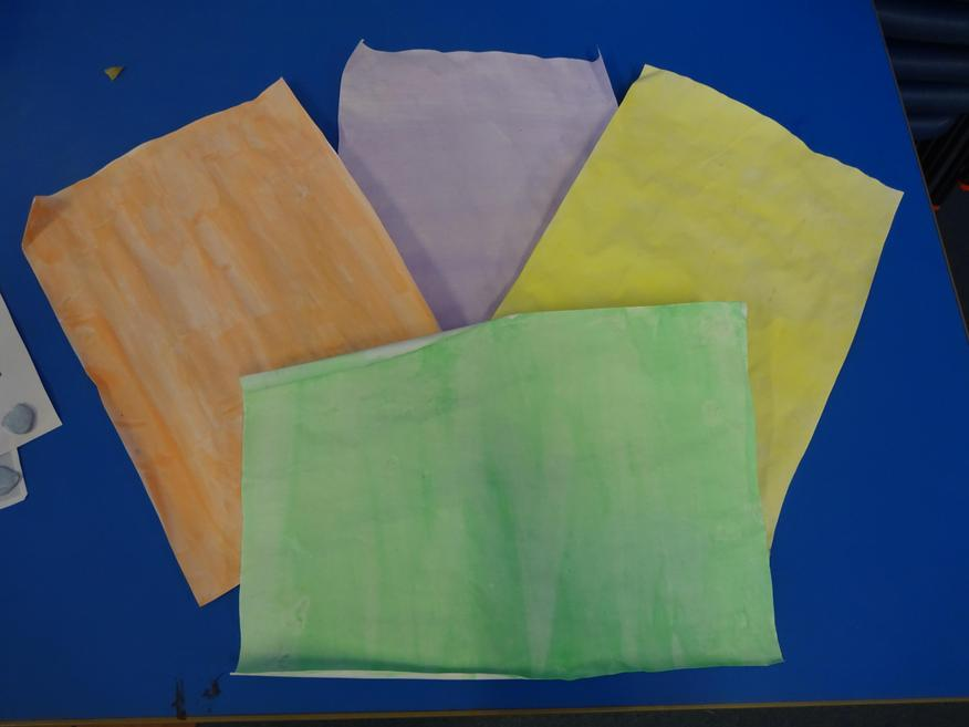 Colour wash