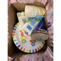 Lots of things for a birthday party!