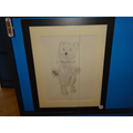 Pencil Sketching Teddy Bears