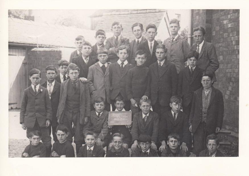 Bishops Waltham Boys' School