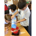 YEAR 4 WEIGHING OUT FLOUR