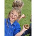 Bronze Age thumb pots