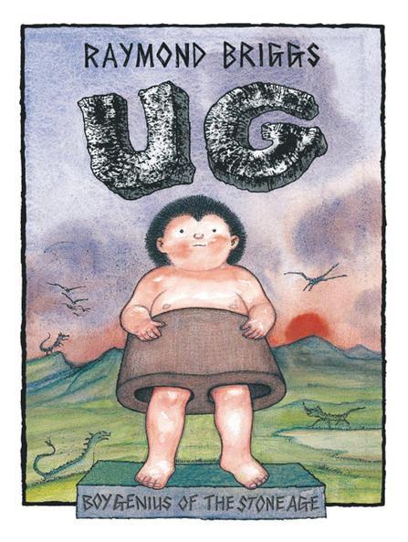 UG, Boy Genius of the Stone Age