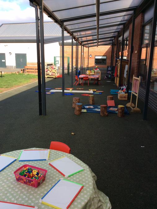 Lots of fun learning opportunities outside