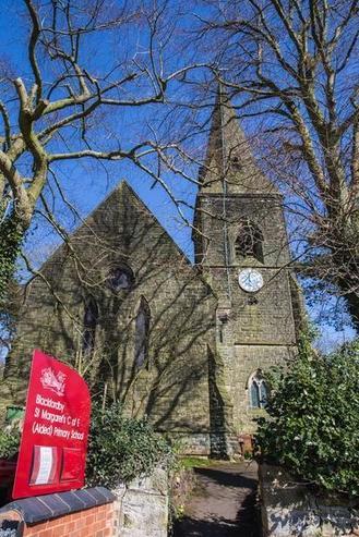 Blackfordby Church