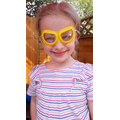 Some great safety goggles - good idea!