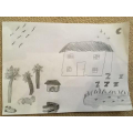 Chloe's Silver poem picture