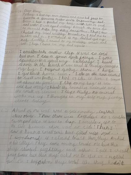 Lucy's diary (Elm)