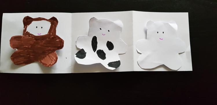 The three bears by Leo.