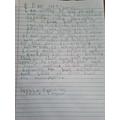 Eddie's super letter to Sainsburys