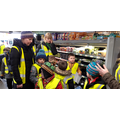 Life Skills visit to the supermarket