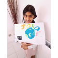 Jasmine's colourful Jalal poster to learn The Way