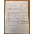 Archie's lovely letter