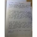 Zac's persuasive letter to Sainsburys