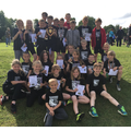 Track Team win CSET Cross-country League 2017