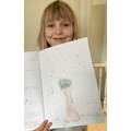Lucy's great Silver poem picture