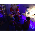 Santa visits us