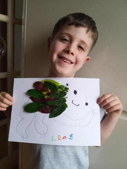 The leaves are fantastic Harry!