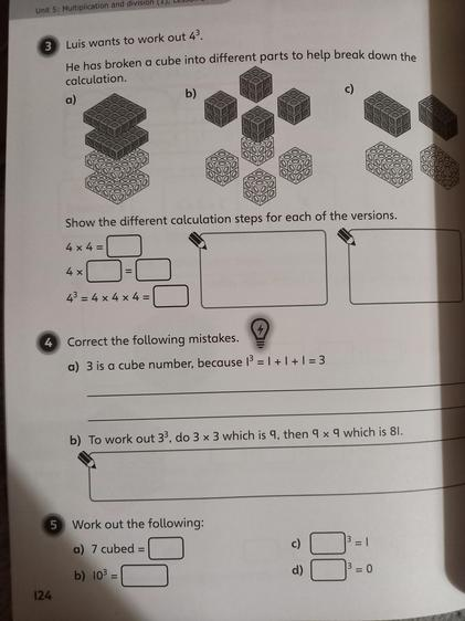 Cube numbers 2