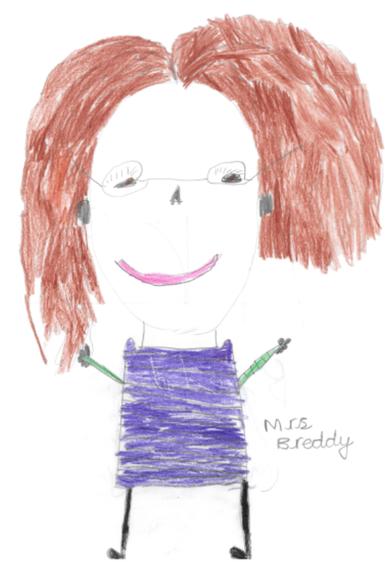 Mrs Breddy KS1 TA