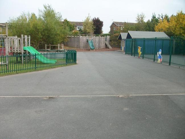 Main Playground area
